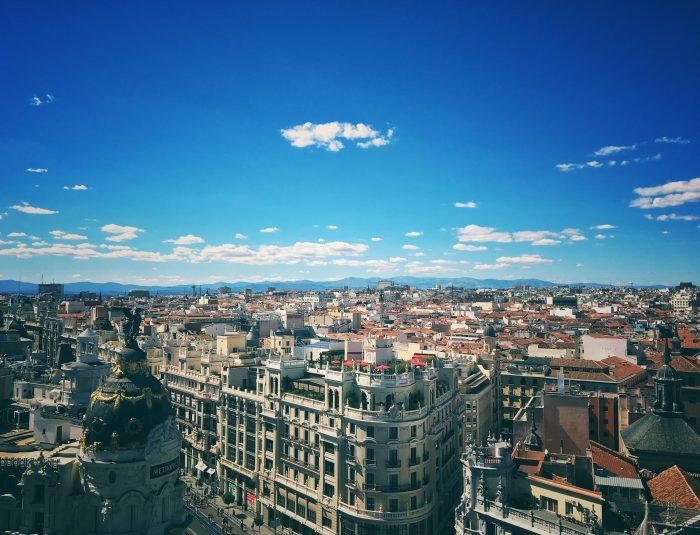 Hotels en bezienswaardigheden in Madrid